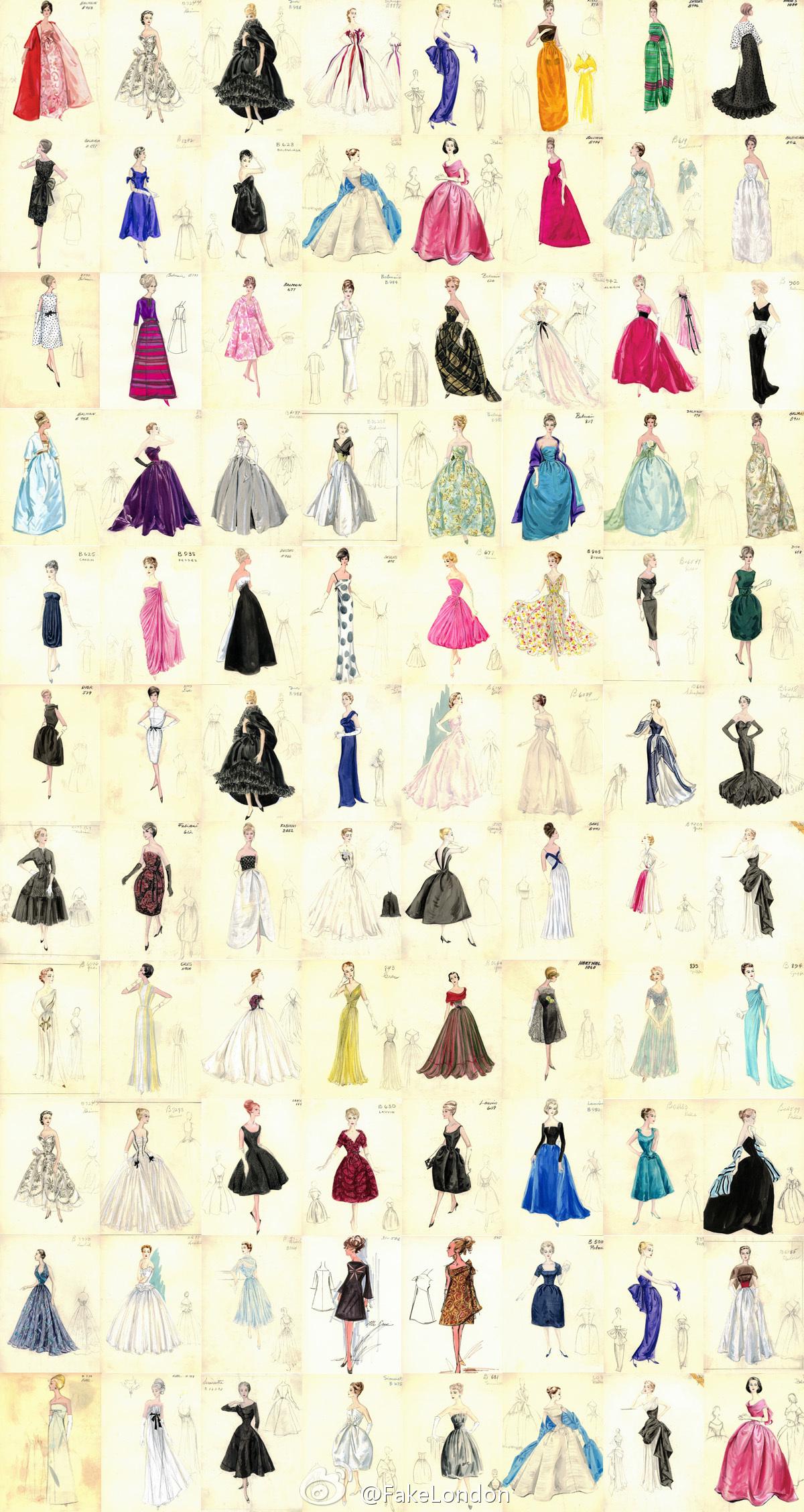 Fashion Designing Costumes