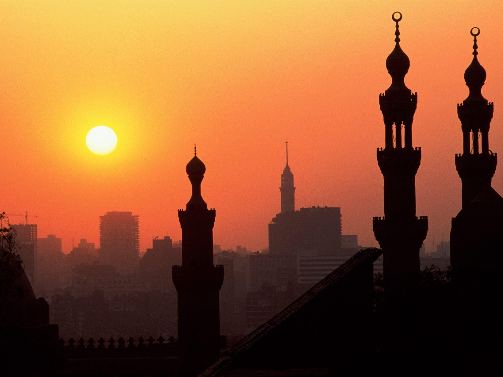 桌面埃及人口城市分布