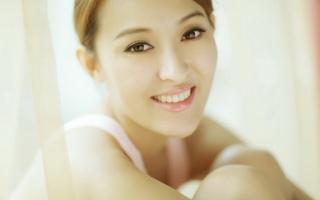 美空模特李彦乐清纯写真